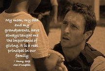Alex O'Loughlin Said - Quotes in Picture
