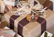 Wrap It Up!  / Creative ways to wrap any gift. / by Joy Phillips-Mayes