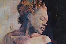 Portraits in Art / by Karen Darling