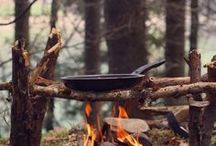 Camping, Outdoors & Survival Ideas / by Chrissy McNair