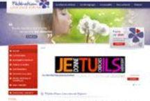 Santé - Sites Internet / Sites Internet crées par l'agence Web Cognix Systems pour les métiers de la santé