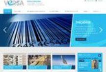 Industrie  - Sites Internet / Sites Internet crées par l'Agence Web Cognix Systems pour l'industrie