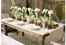 Tablescapes / by Joanne Durkin