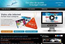 Sites Internet - Cognix Systems / Sites Internet de l'agence Web Cognix Systems