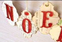 Holiday Tags / Tags we love and tags we've made for celebrating the season's spirit of giving.