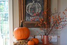 All About Autumn / by Michelle Parcenka