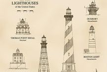 Lighthouses / by Sarah Matson