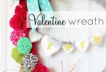 Valentine's Day Stuff / by Michelle Parcenka