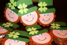 SAINT PATRICK'S DAY / by Vicki Griffin