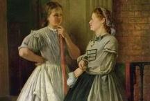 19th Century Domestic Servants / by Chandra Blazek