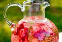 Liquid Refreshments / by Michelle Parcenka
