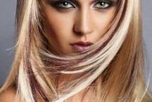 Hottie Hair / by Michelle Parcenka