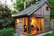 Tiny Houses / by Jennifer Baker