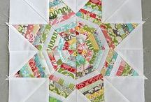 Happiness is a warm... / Quilt blocks / by Denise Brees