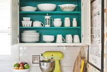 Kitchen Love / All things kitchen/dining room