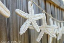 BEACH/NAUTICAL DECOR / by Vicki Griffin