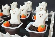 HALLOWEEN TREATS / by Vicki Griffin
