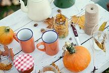 Autumn / Fall Tea / Tea inspired by Fall. Back to School, Halloween, Thanksgiving, and everything in between. Decorations, party ideas, recipes, and more. / by Adagio Teas