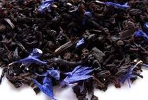 Black Tea / Black tea is the most well-known tea in western civilization. How many varieties do you know of? What's your favorite?