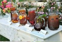 Summer Tea / Tea ideas, recipes, and decor for summer: Fourth of July, Memorial Day, Labor Day, barbecue ideas, weddings, iced tea, tea cocktails, picnic ideas, party decor and party favors.