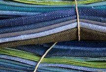 fabrics [tyger] / tyger och  vackra tyger