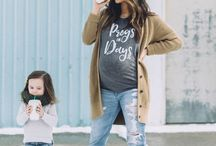 Pregnancy Style / Bump style inspiration