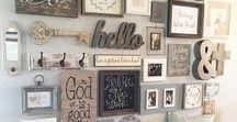 Home Decor Ideas! / home stuff, diy project, diy