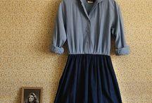 Sewing Clothes / Me made wardrobe