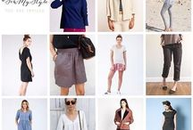 #sewmystyle / All the patterns and inspiration for the Instagram sewing challenge #sewmystyle