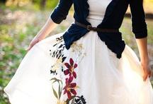 Like a Lady / Fashions that I find feminine and inspiring.