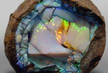 Minerals / by Senta