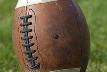 Football / by Amelia Brown