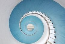 Staircases / Stairwell To Heaven