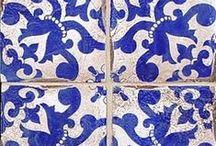 Azulejo / Portuguese Blue Tiles