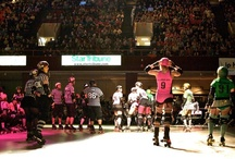 Minnesota RollerGirls / by The Roy Wilkins
