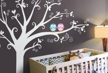 baby girl's room