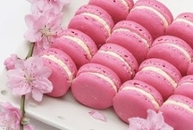 Sweet, candy, macaroons