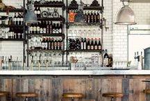 Bar - Restaurant / by Amanda Reynés