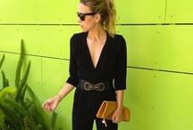 My recommended style for women / From the fun casuals to the sleek work attire! / by Sophie Harris