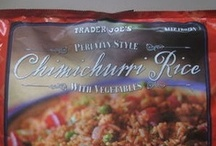 Trader Joe's shopping list / Good stuff with trader joes label! / by Dayna Carr