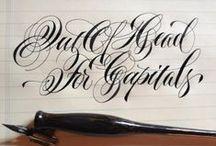Art. Calligraphy
