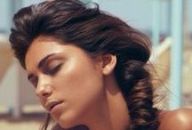 Summer Hair / Our Inspiration for Summer 2014