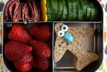 yum   fun food for kids / Heavy on bento ideas! / by Kate MacGregor