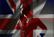 Union Jack Love / Obviously! / by Allie Kat Snow