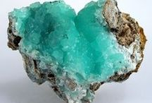 Gifts From The Earth / Semi-Precious Gems, Stones & Minerals
