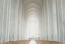 Sacred Spaces / Spiritual Sacred Spaces
