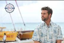 Touch of Aloha / Reyn Spooner Men's Wear 2015