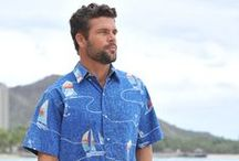 Reyn Spooner Limited edition Transpac apparel / Sail in Aloha Style at Transpac 2015       As an official sponsor of Transpac, Reyn Spooner is proud to announce the release of our Transpac 2015 Collection of limited edition aloha shirts, t-shirts, shorts and outerwear. The collection celebrates the spirit of sailing and this legendary race. Our special commemorative aloha shirt graphically depicts the entire Transpac voyage from start to finish.  Each piece features the embroidered or printed Transpac logo.