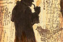Elementary, My Dear Watson / All things Sherlock Holmes / by RxMike