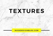 TEXTURES / textures | design textures | materials | finishes | texture inspirations | material composition | material form | material structure | matter | raw material | matter tendency | material trend | design grain